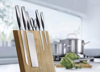 Bloki i listwy na noże
