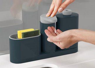 Dozowniki do płynu do mycia naczyń