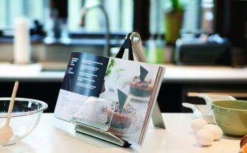 Podstawki pod książki kucharskie