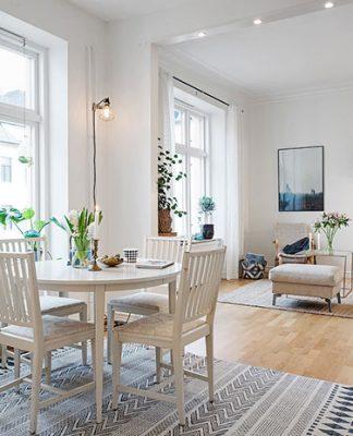 Z czego wynika popularność stylu skandynawskiego?