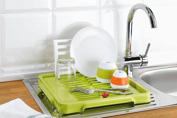 Suszarki do mycia naczyń
