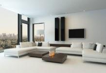Uzyskać więcej przestrzeni i stylu w salonie