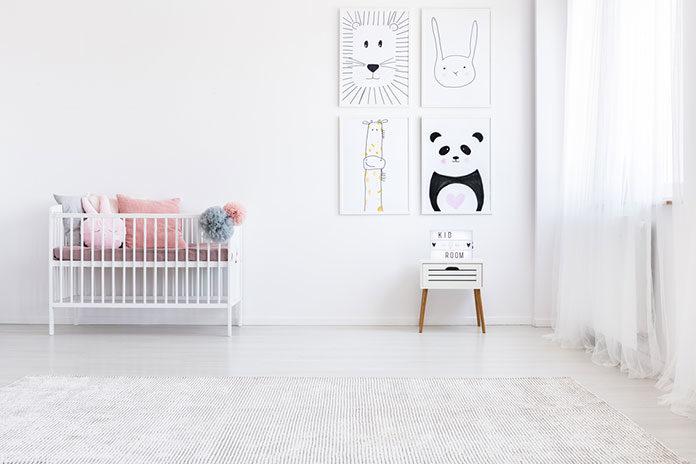 Jakiej farby ściennej użyć do remontu pokoju dziecięcego? 3 cechy produktu, które należy wziąć pod uwagę