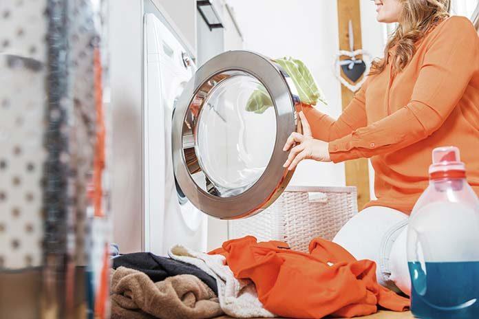 Pojemna pralka dla dużej rodziny