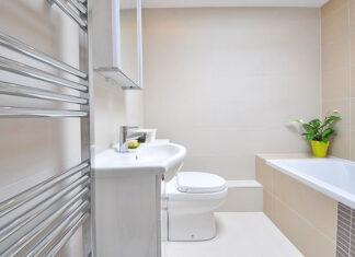 Grzejnik może stanowić wyjątkową dekorację łazienki