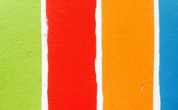 Farby do wewnątrz i na zewnątrz