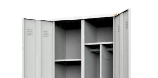 Duże zakłady pracy, obiekty Jakie możliwości oferują funkcjonalne szafy socjalne BHP
